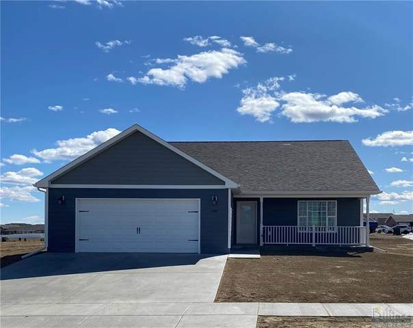 1448 Las Palmas Avenue, Billings, MT 59105 (MLS #315096) :: Search Billings Real Estate Group