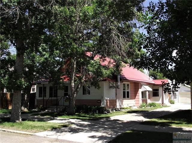 209 A Avenue SE, Harlowton, MT 59036 (MLS #315108) :: The Ashley Delp Team