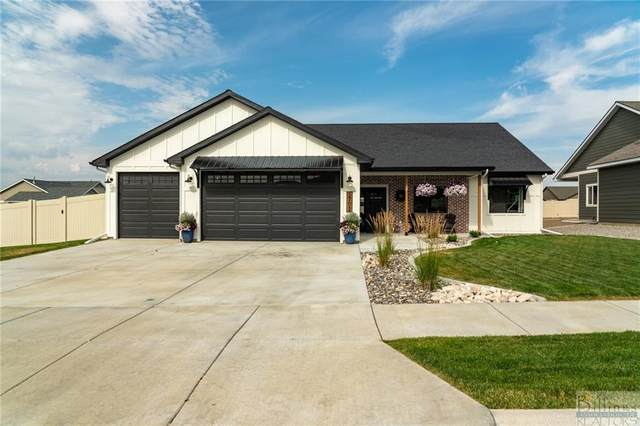 2710 Auburn Cir, Billings, MT 59106 (MLS #315119) :: Search Billings Real Estate Group