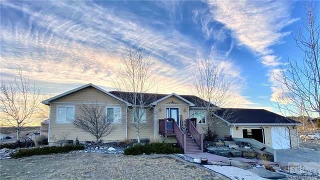 1920 Coyote Ridge Road S, Laurel, MT 59044 (MLS #315130) :: Search Billings Real Estate Group