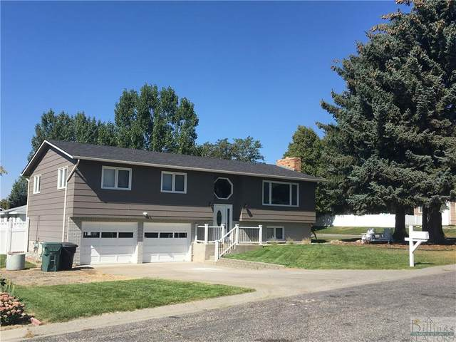1716 Westwood Drive, Billings, MT 59102 (MLS #315131) :: The Ashley Delp Team