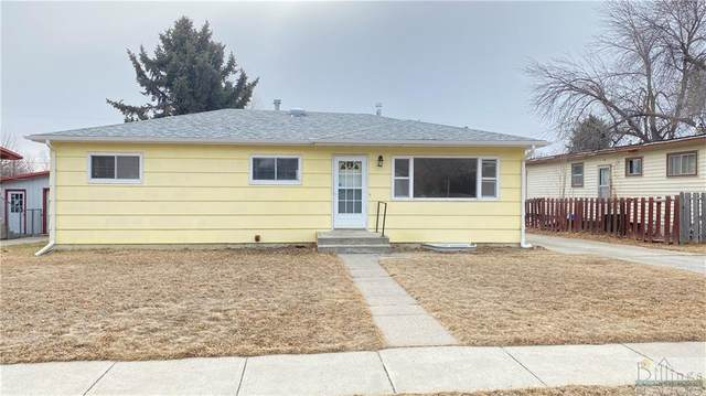 2914 Stinson, Billings, MT 59102 (MLS #315133) :: Search Billings Real Estate Group
