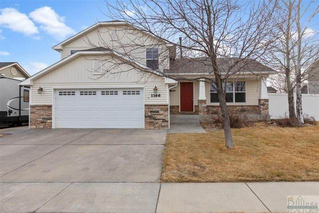 1166 Cortez Ave, Billings, MT 59105 (MLS #315134) :: The Ashley Delp Team