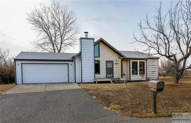 2904 Bunker Hill, Billings, MT 59105 (MLS #315139) :: The Ashley Delp Team