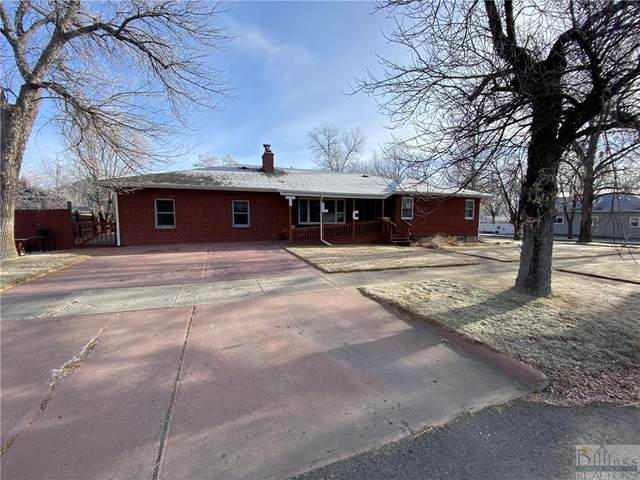 804 2nd W, Roundup, MT 59072 (MLS #315142) :: MK Realty
