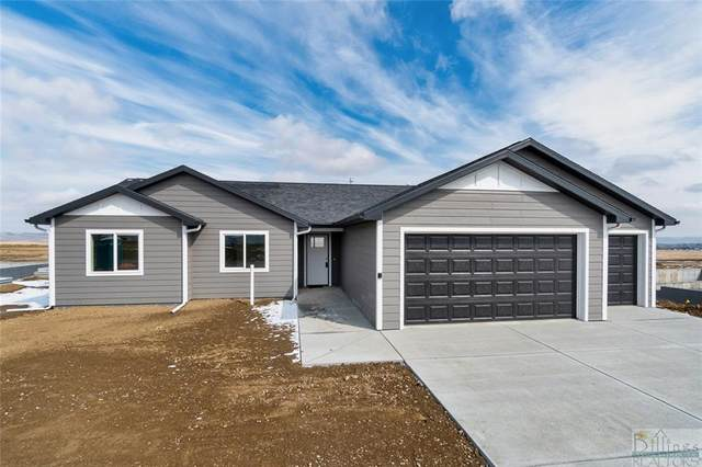 2135 Entrada Road, Billings, MT 59105 (MLS #315143) :: MK Realty