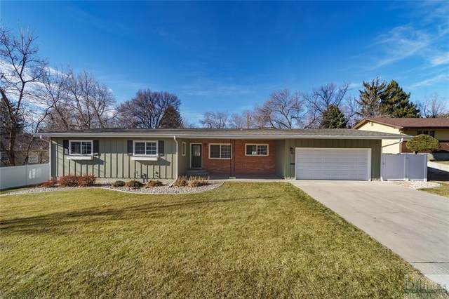 2704 Highland Park Pl, Billings, MT 59102 (MLS #315146) :: The Ashley Delp Team