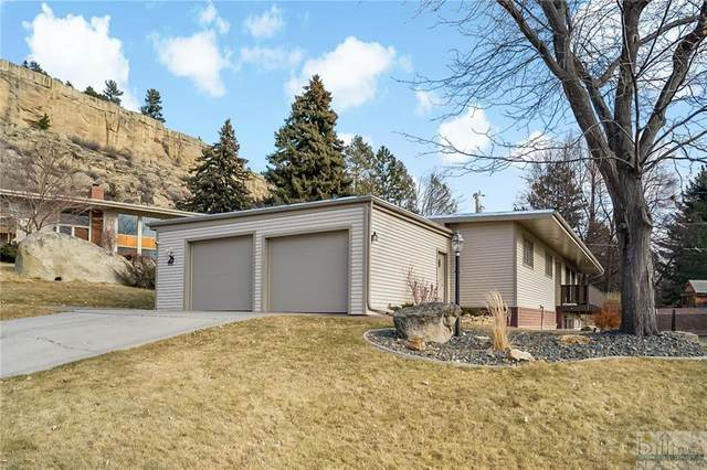 3103 Lohof Drive, Billings, MT 59102 (MLS #315153) :: The Ashley Delp Team