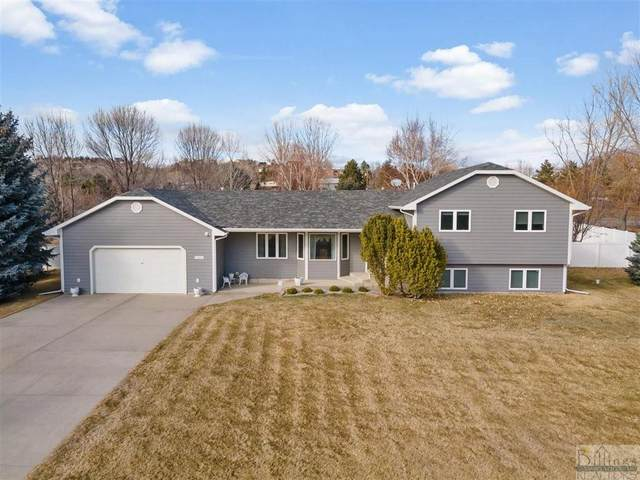 1667 Old Sorrel Trail, Billings, MT 59105 (MLS #315155) :: The Ashley Delp Team