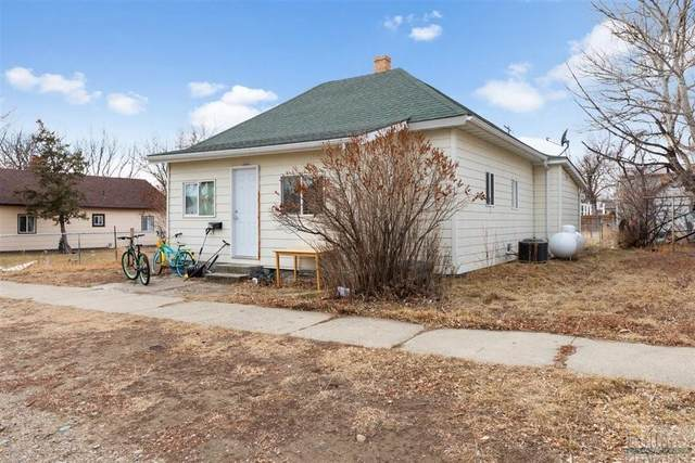 319 2nd St E, Roundup, MT 59072 (MLS #315160) :: The Ashley Delp Team