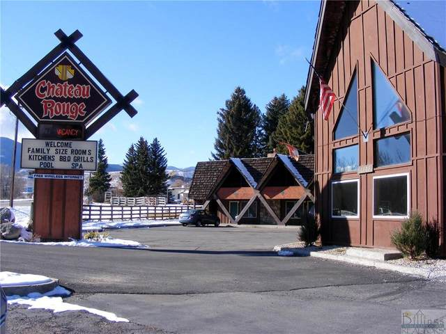 1505 Broadway Ave. S, Red Lodge, MT 59068 (MLS #315162) :: MK Realty