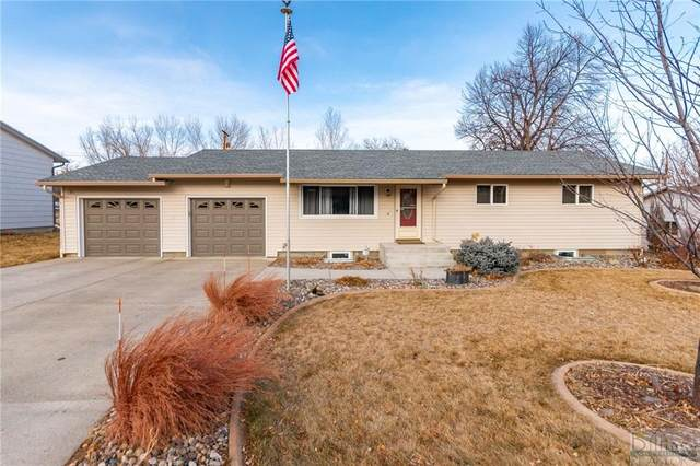 205 Stillwater Lane, Billings, MT 59105 (MLS #315178) :: The Ashley Delp Team