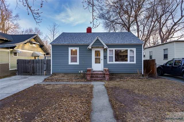 630 Lewis Avenue, Billings, MT 59101 (MLS #315179) :: The Ashley Delp Team