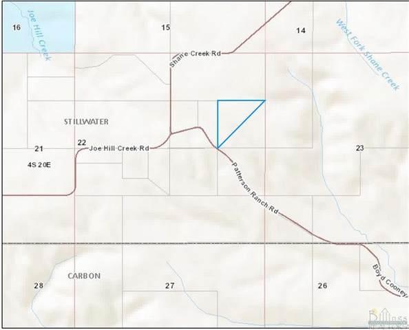 Lot 7 Patterson Ranch Road, Roberts, MT 59070 (MLS #315183) :: MK Realty