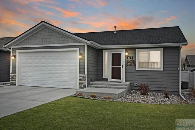 1713 Savona Street, Billings, MT 59105 (MLS #315189) :: Search Billings Real Estate Group
