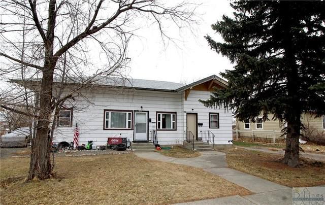 611-613 Elm Avenue, Laurel, MT 59044 (MLS #315204) :: Search Billings Real Estate Group