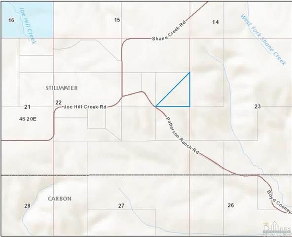 Lot 8 Patterson Ranch Road, Roberts, MT 59070 (MLS #315206) :: MK Realty