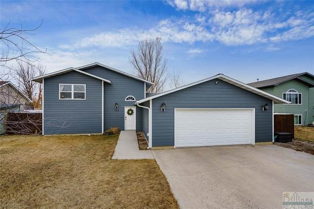 722 N Wagner, Billings, MT 59105 (MLS #315214) :: Search Billings Real Estate Group