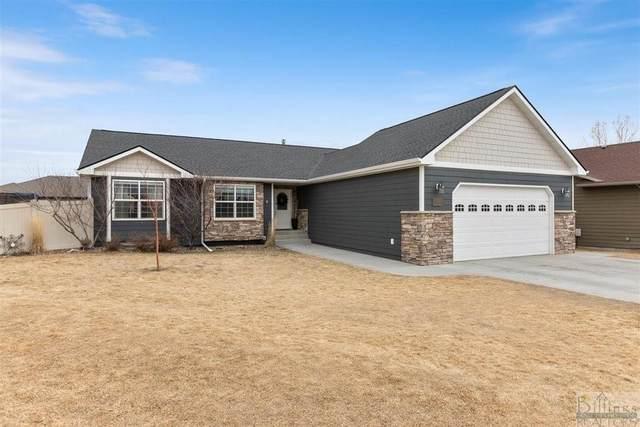 6741 Cove Creek Drive, Billings, MT 59106 (MLS #315218) :: Search Billings Real Estate Group