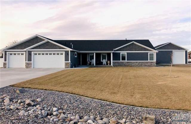 6315 Bear Paw Drive S, Billings, MT 59106 (MLS #315223) :: MK Realty