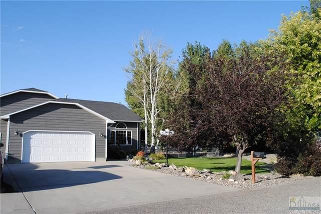 9027 Snow Water Drive, Billings, MT 59101 (MLS #315236) :: Search Billings Real Estate Group