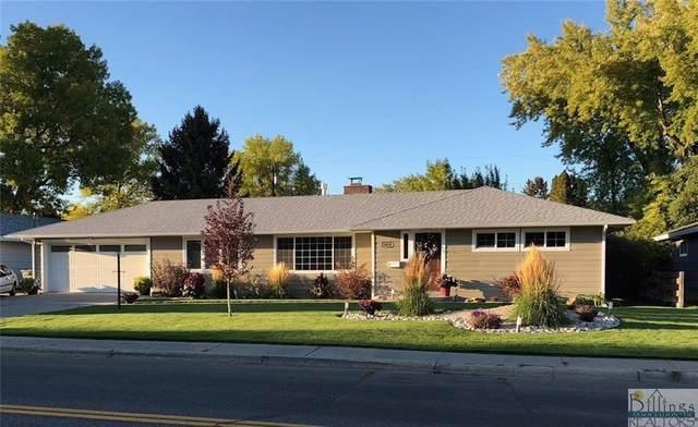 1039 Parkhill Drive, Billings, MT 59102 (MLS #315253) :: Search Billings Real Estate Group