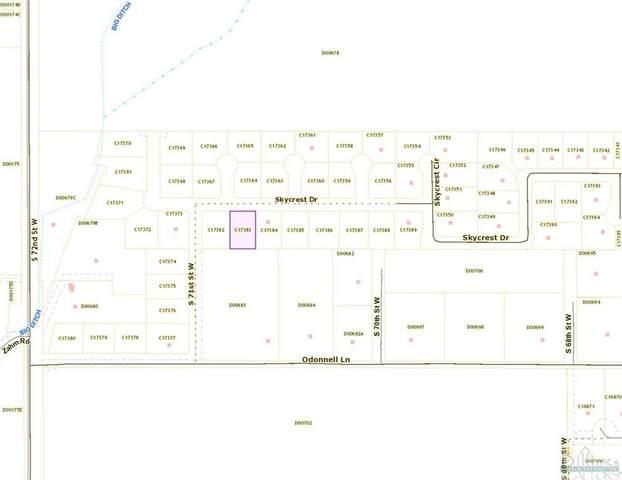 Lot 2 Skycrest Drive, Billings, MT 59106 (MLS #315270) :: MK Realty