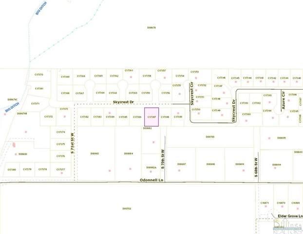 Lot 6 Skycrest Drive, Billings, MT 59106 (MLS #315272) :: MK Realty