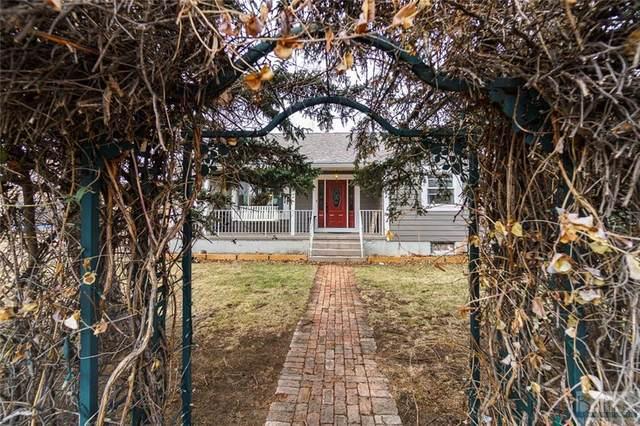 1602 Clark, Billings, MT 59102 (MLS #315278) :: Search Billings Real Estate Group