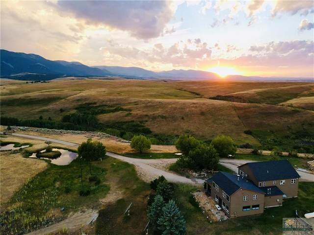 120 East Palisade Basin Drive, Red Lodge, MT 59068 (MLS #315285) :: Search Billings Real Estate Group