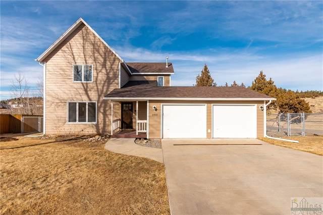 2903 Kincaid Road, Billings, MT 59101 (MLS #315288) :: Search Billings Real Estate Group