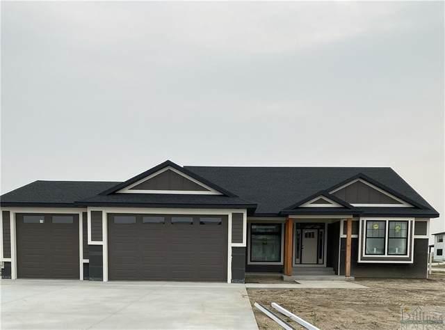 5116 Diamond Falls Road, Billings, MT 59106 (MLS #315304) :: Search Billings Real Estate Group