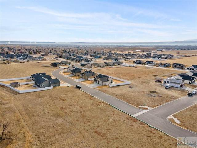 4741 Gold Creek Trail, Billings, MT 59106 (MLS #315309) :: MK Realty