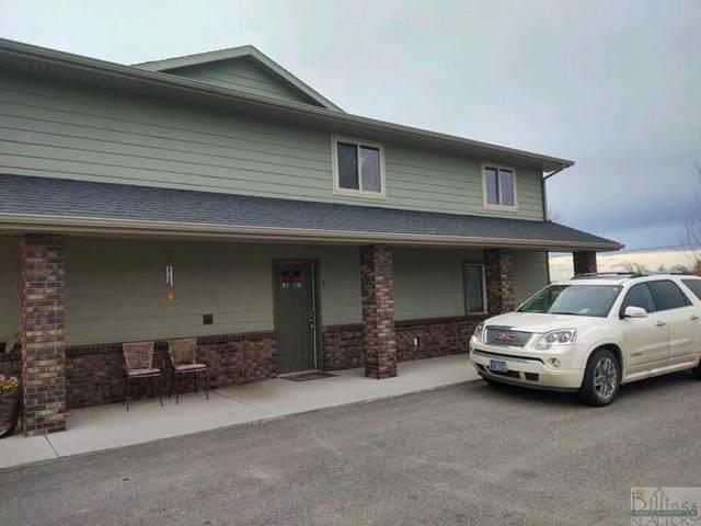 3701 S 56th Street West, Billings, MT 59106 (MLS #315313) :: Search Billings Real Estate Group