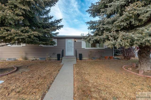 2203 Monad Road, Billings, MT 59102 (MLS #315314) :: Search Billings Real Estate Group