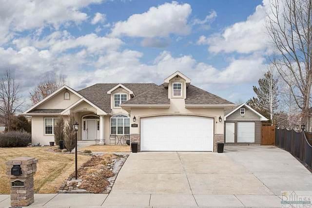 2516 Keel Dr, Billings, MT 59105 (MLS #315342) :: Search Billings Real Estate Group