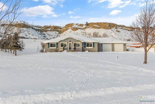 27 Rimrock Drive, Park City, MT 59063 (MLS #315345) :: Search Billings Real Estate Group