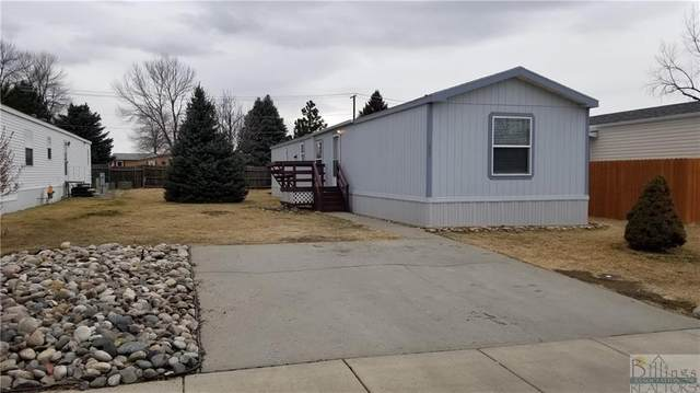 622 Clause Circle, Billings, MT 59105 (MLS #315354) :: Search Billings Real Estate Group