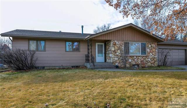 1026 Nutter Blvd, Billings, MT 59105 (MLS #316357) :: Search Billings Real Estate Group