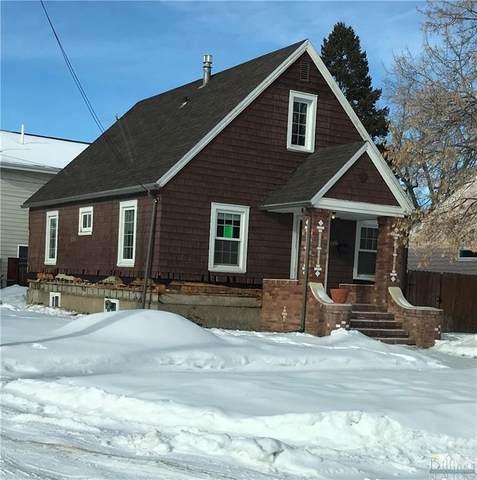 1516 2nd Street W., Billings, MT 59101 (MLS #316380) :: Search Billings Real Estate Group