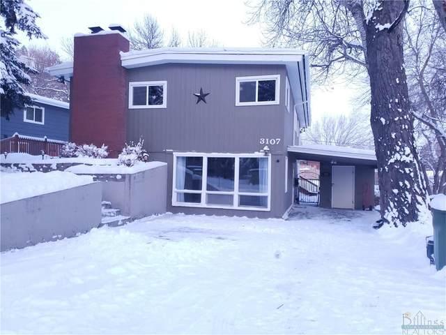 3107 Harrow Drive, Billings, MT 59102 (MLS #316394) :: Search Billings Real Estate Group