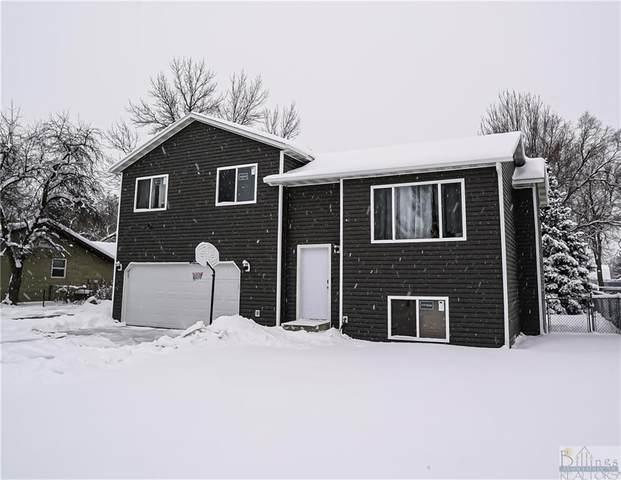 826 Steffanich Drive, Billings, MT 59105 (MLS #316411) :: Search Billings Real Estate Group