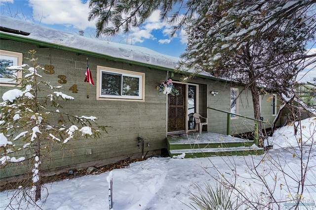 834 Edgehill Vista Road, Billings, MT 59101 (MLS #316423) :: The Ashley Delp Team