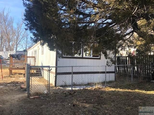 204 Windsor Circle S, Billings, MT 59105 (MLS #316428) :: Search Billings Real Estate Group