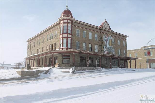 106 Central Ave S, Harlowton, MT 59036 (MLS #316430) :: Search Billings Real Estate Group