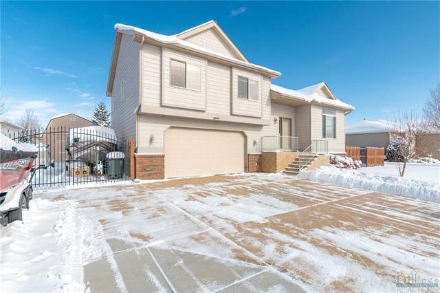 5413 Cobble Stone Avenue, Billings, MT 59106 (MLS #316442) :: Search Billings Real Estate Group