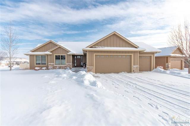 3149 Golden Acres, Billings, MT 59106 (MLS #316445) :: Search Billings Real Estate Group