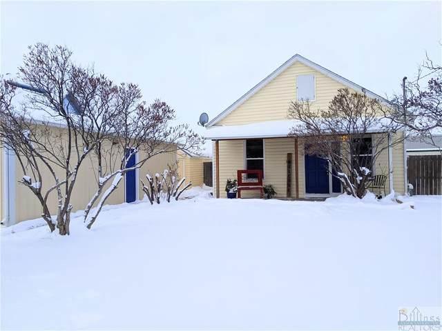 1508 West Lane, Billings, MT 59101 (MLS #316451) :: Search Billings Real Estate Group