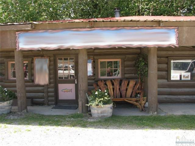 1215 S Broadway Ave., Red Lodge, MT 59068 (MLS #316454) :: MK Realty