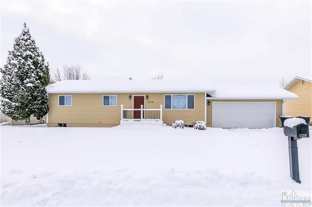 1126 Anchor Ave, Billings, MT 59105 (MLS #316460) :: Search Billings Real Estate Group
